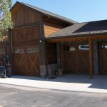 Custom residential garage doors for Glenwood Springs, CO