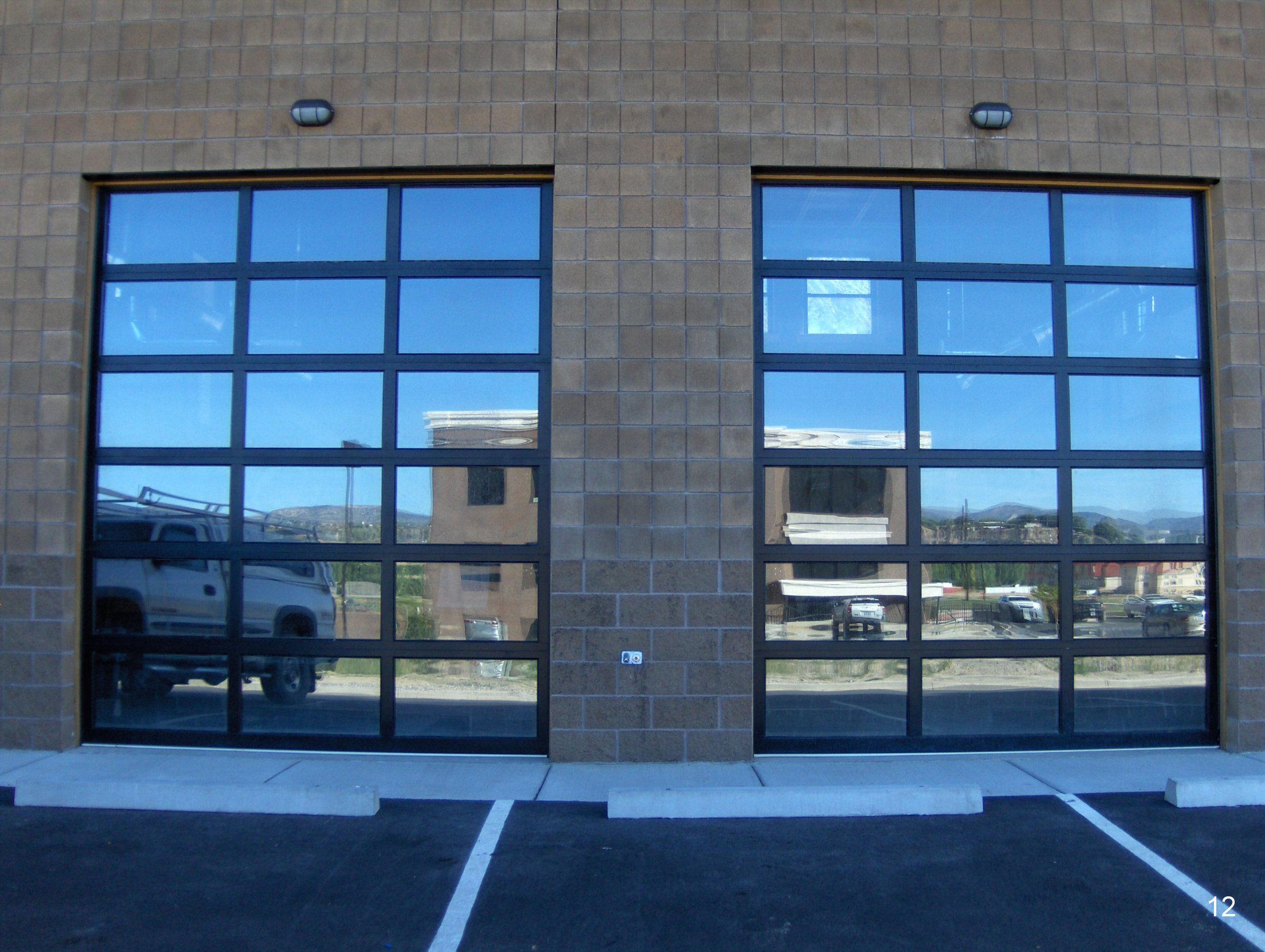 Commercial Garage Door Sales colorado