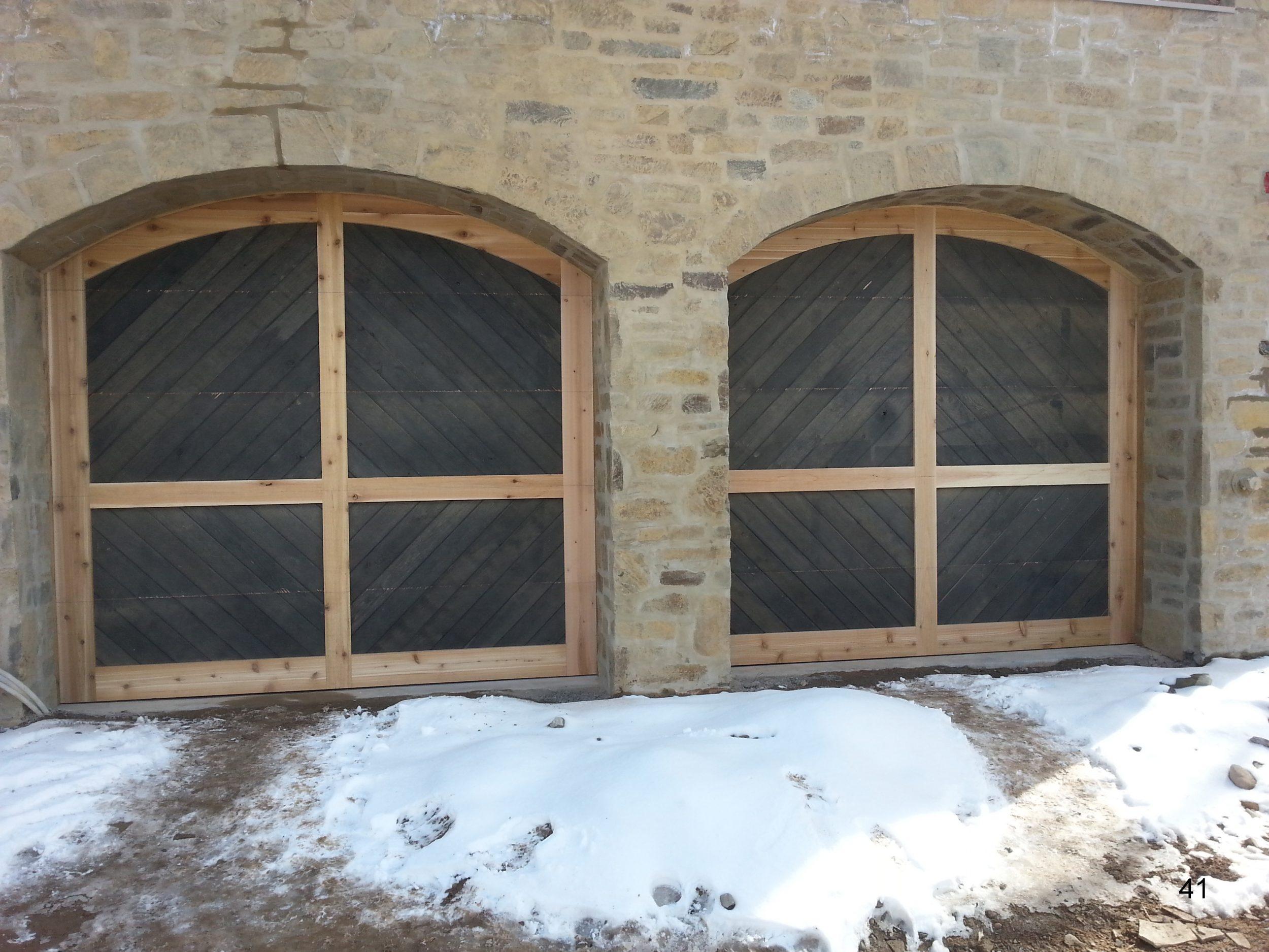 custom garage doors Colorado